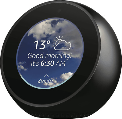 NEW Amazon B074BMLG1V Echo Spot Black