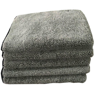 Auto Care Car Wax Polish Car Wash Towel Cleaning Tool Microfiber Cloth 30*40cm