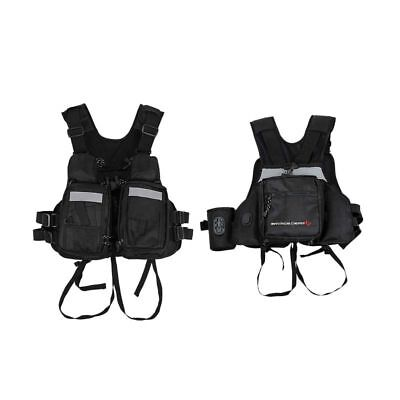 SAVAGE GEAR Hitch Hiker Fishing Vest / One Size by TACKLE-DEALS !!!