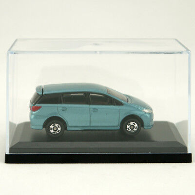 1:24 Case Model Display Box Clear Acrylic Cabinet Dust-proof Toy Car Figures