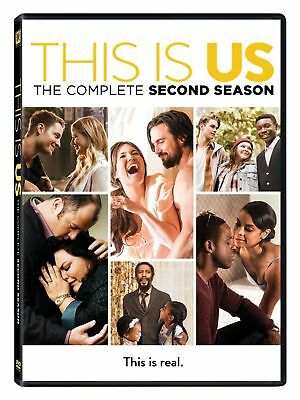 This is us season 2 (DVD) FREE SHIPPING FROM TORONTO REGION-1 Brand New Sealed