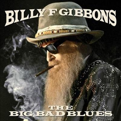 Billy Gibbons - The Big Bad Blues New Cd