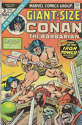 Giant-Size Conan #3, Fine Condition