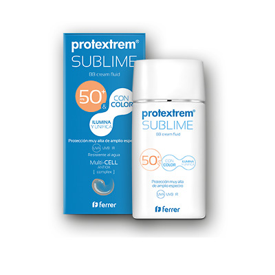 Protextrem Sublime Spf50+ 50 Ml