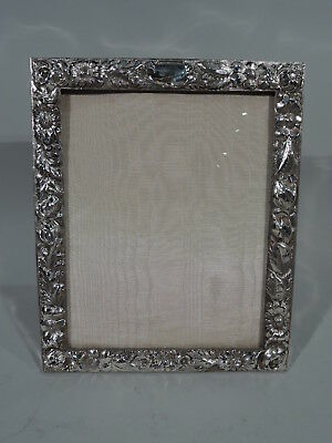 Stieff Frame - Picture Photo Antique Repousse - American Sterling Silver - 1927