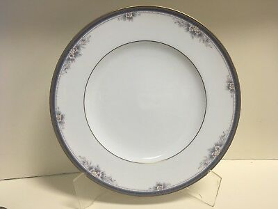 Noritake Ontario China Dinner Plate Gold Rimmed