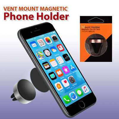 Car Air Vent Mount Magnetic Universal Cell Phone or GPS Holder/Stand