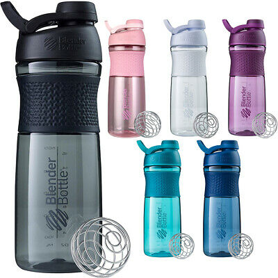 Blender Bottle SportMixer Twist Cap 28 oz. Tritan Grip Shaker Mixer Cup