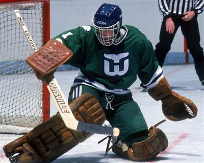 Mike Liut Hartford Whalers 8x10 Photo