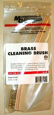 Brass Cleaning Brush (Solder tip, connector prep tool) (MG Chemicals 851)