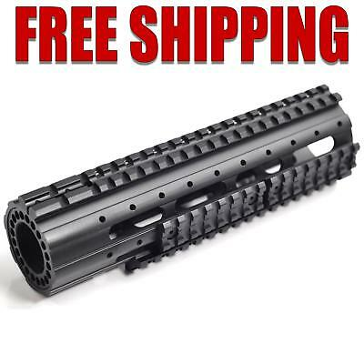 9 J Style Rail Handguard Free Float Removable Rail Sections