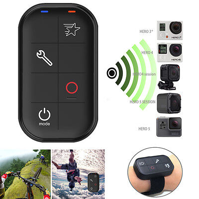 Geniune Wifi Magnetic Remote Control Smart Charging for Gopro hero 5 4 3 Session