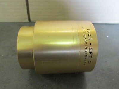 35mm, 70mm cine projection lens - Isco Optic Ultra MC 2 / 125mm 4,92""