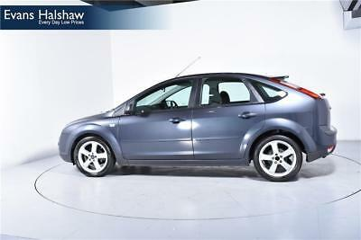 Ford Focus 1.6 Zetec 5dr [Climate Pack]