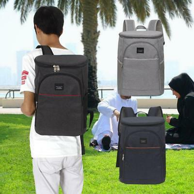 Waterproof 20L Insulated Cooling Backpack Picnic Camping Rucksack Bag Ice Cooler