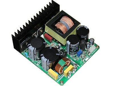 Connexelectronic 300W 115V Power Supply SMPS300RE +-45V dual voltage