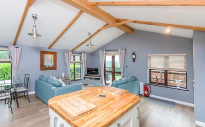 Beautiful Holiday Lodge near Hastings, East Sussex