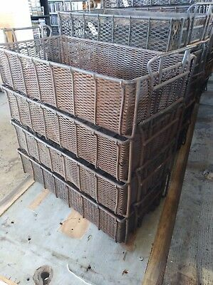 Heat treat WIRE baskets Box Heat Treat Furnace