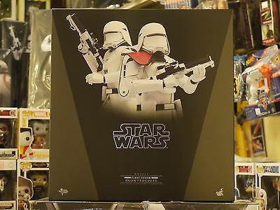 Hot Toys - 1/6 Scale Star Wars - First Order Snowtrooper Set (In Stock)