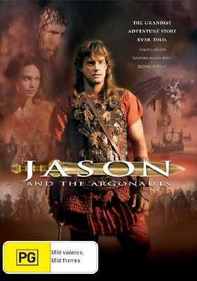 C15 BRAND NEW SEALED Jason And The Argonauts (DVD, 2006)