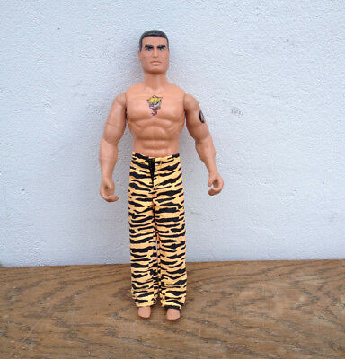 Action Man Figure Tiger Strike by Hasbro 1992  C-023A