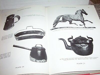 THE CONCISE ENCYCLOPEDIA OF AMERICAN ANTIQUES Edited- Helen Comstock ILLUSTRATED