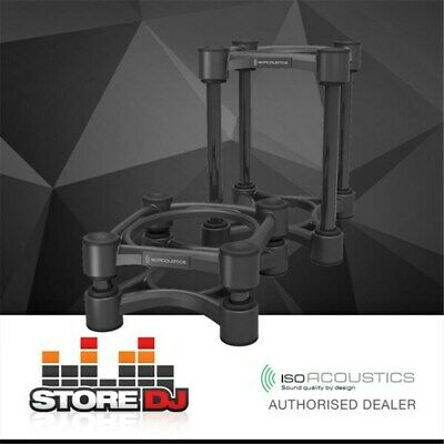 IsoAcoustics ISO-155 MK2 Studio Monitor Isolation Stands - Medium (Pair)