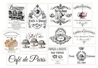 Aufkleber-Möbeltattoo-transparent-Sticker-Shabby-Vintage-Cafe-Patisserie-1158