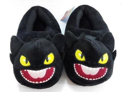 Pantofole Dragon Trainer 2 How To Train Your Dragon Sdentato Slippers Plush #1