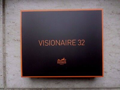 "VISIONAIRE No 32 ""WHERE"" 2000 HERMES TRAVEL NOTEBOOK BRUCE WEBER MANALO BLAHNIK"