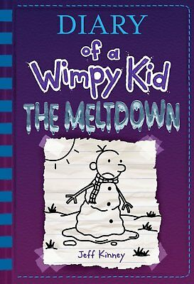 The Meltdown (Diary of a Wimpy Kid Book 13) Hardcover (30.OCT) [PRE-ORDER]