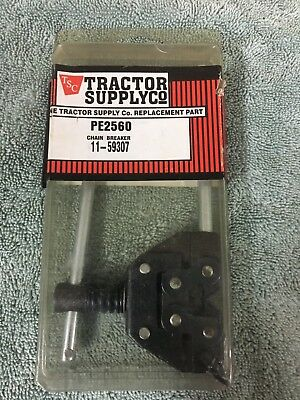 Tractor Supply Chain Breaker # 25- # 60 Made By Daido Corporation PE2560