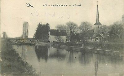 58 Champvert Le Canal