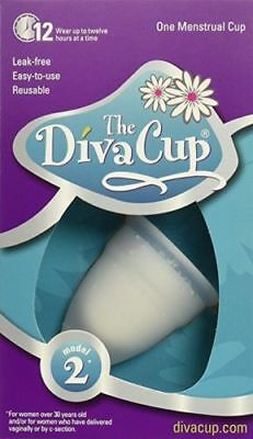 Brand New * The Diva Cup *  Model 2* Menstrual Cup
