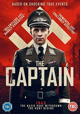 The Captain  New (DVD  2018)