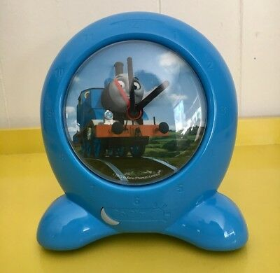 As New Cond Thomas Tank Go Glow Bedtime  Trainer Clock. Illuminated