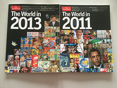 The economist the world in 2011 and 2013