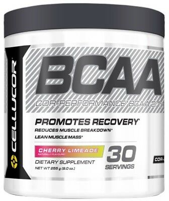 255g, 128,27 EUR/1Kg Cellucor Cor-Performance BCAA, Tropical Punch - 255g