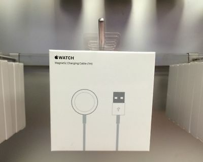 100% Original Genuine Apple Watch Magnetic Charging Cable 1m New
