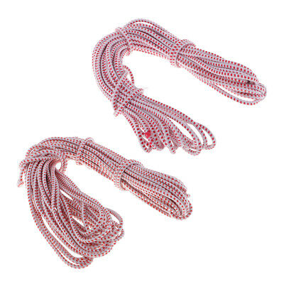 4 mm Elastic Round Cord Stretch String Suitable for Clothing Size Adjustment