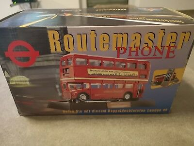 Route Master Phone 1997 - London Transport - Neu & Ovp