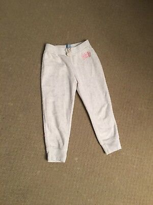 Girls Gap Jogging Bottoms Age 4