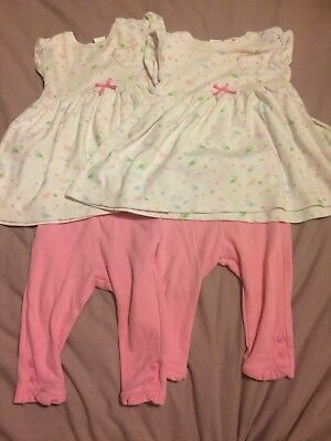 9dd99fbcb TWIN BABIES CLOTHING Matching Outfits Double Trouble Baby Clothes ...
