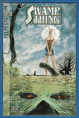 SWAMP THING # 134 (2nd Series) - DC 1993  (fn-vf)
