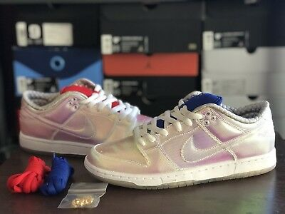 4afe46f92fe7 NIKE SB X Concepts Dunk Lo Pro SB Holy Grails  instore exclusive ...