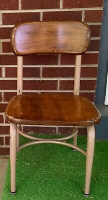 Vintage Heywood Wakefield Child's Schoolchair