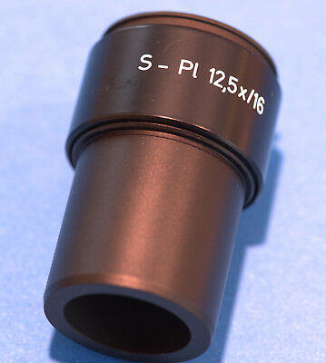 Zeiss S-PL 12,5x16 Relay or Photo Eyepiece (44 40 49)