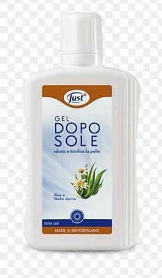 GEL DOPOSOLE just 250ml stella alpina aloe scade fine 2020 PRONTA CONSEGNA entra
