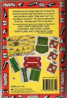 The Wreckers' Tower Game (Famous Five Adventure... by Thraves, Stephen Paperback