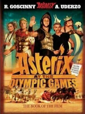 Asterix at the Olympic Games: Album 12 by Goscinny, Ren� Hardback Book The Cheap